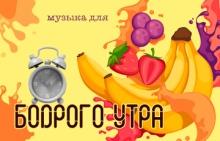 Радио Музыка для бодрого утра на 101.ru