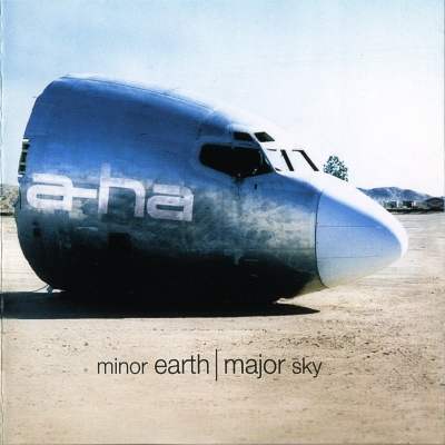 a-ha - Minor Earth Major Sky