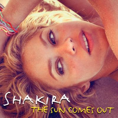 Shakira - Sale El Sol (Album)