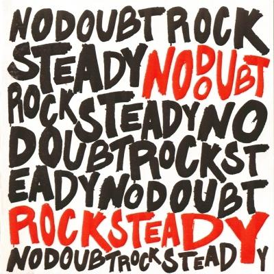 No Doubt - Rock Steady (LP)