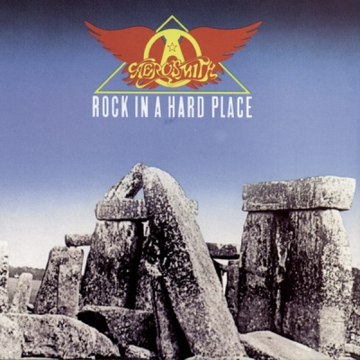 Aerosmith - Rock In A Hard Place (Album)