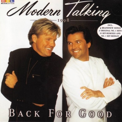 Modern Talking - Back For Good (Album)