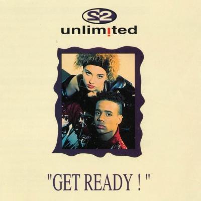 2 Unlimited - Get Ready! (Japan) (Album)
