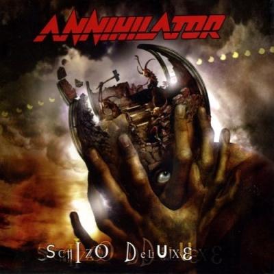 Annihilator - Like Father, Like Gun