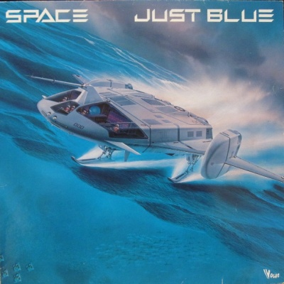 Space - Just Blue (Album)