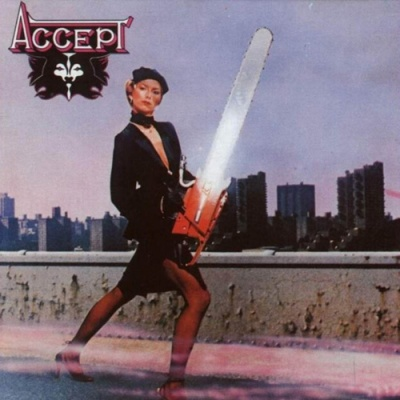 Accept - Glad To Be Alone
