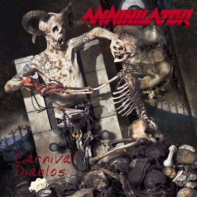Annihilator - Epic Of War