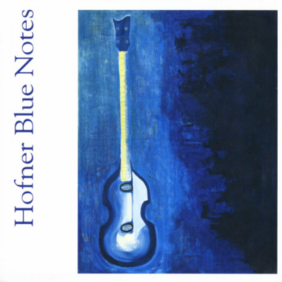 Chris Rea - Hofner Blue Notes