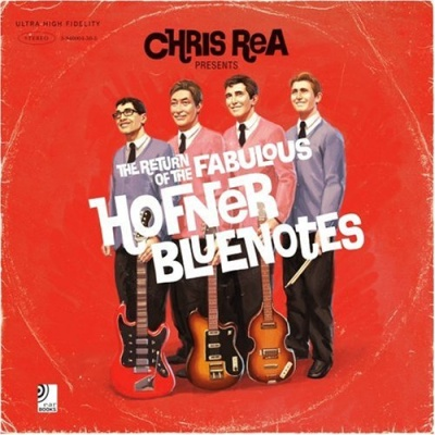 Chris Rea - The Return Of The Fabulous Hofner Bluenotes. CD3.