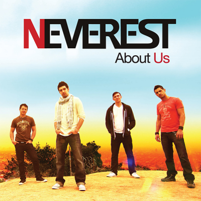 Neverest - About Us (EP)