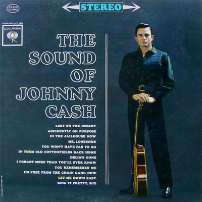 Johnny Cash - The Sound of Johnny Cash