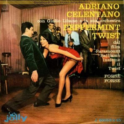 Adriano Celentano - Peppermint Twist