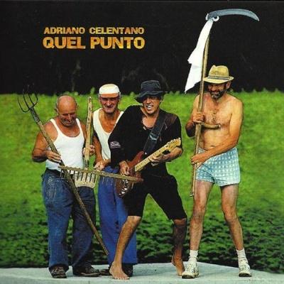 Adriano Celentano - Attraverso Me