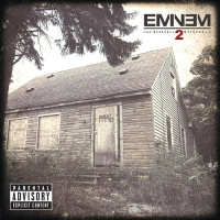 - The Marshall Mathers LP 2. CD2.