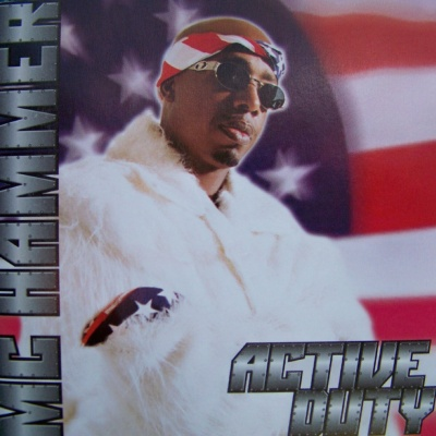 MC Hammer - Active Duty (Album)