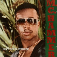 MC Hammer - (Hammer Hammer)  They Put Me in the Mix