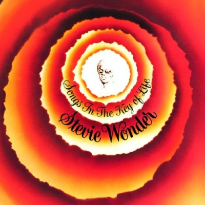 Stevie Wonder - Songs In The Key of Life Vol II (Album)
