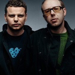 The Chemical Brothers - Silver Drizzle