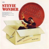 Stevie Wonder - Signed Sealed And Delivered (Album)