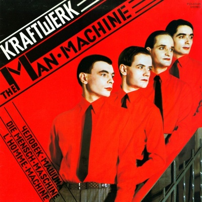 Kraftwerk - The Model