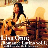 Lisa Ono -  Romance Latino. CD1.