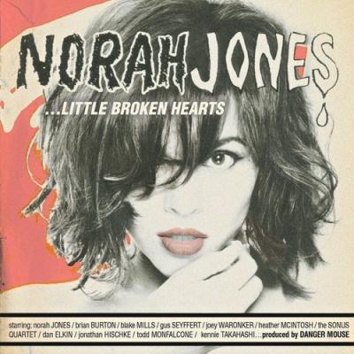 Norah Jones - ...Little Broken Hearts. CD1.