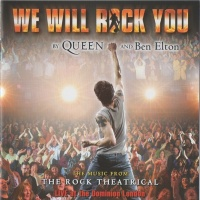 We Will Rock You - I Want To Break Free