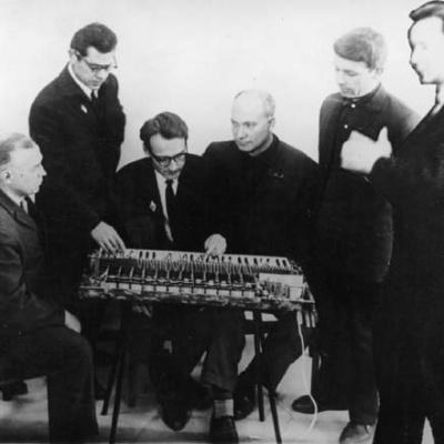 Mescherin's Orchestra - Упрямый Робот