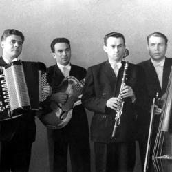 Boris Tihonov Quintet - Priyatnaya Vstrecha