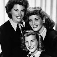 The Andrews Sisters - Sing, Sing, Sing