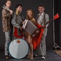 Red Elvises - On Wings Of Love