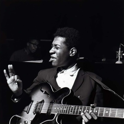 Grant Green - Love Walked In