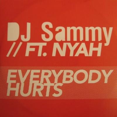 Dj Sammy - Everybody Hurts (Single)