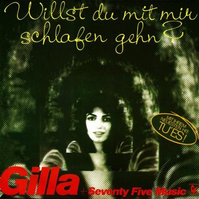 Gilla - Willst Du Mit Mir Schlafen Gehn (Album)