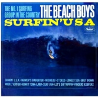 The Beach Boys - Surfin USA (Album)