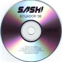 Sash! - Ecuador '08 (Promo)