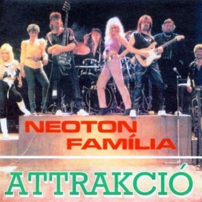 Neoton Família - Attrakciу