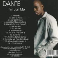 Dante - I Just Don't Know