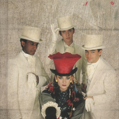 Culture Club - Culture Club Box Set (CD 4) (Album)