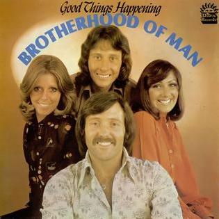 Brotherhood Of Man - Good Things Happening (Album)