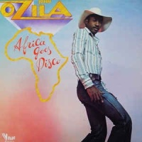 John Ozila - Africa Goes Disco (Album)