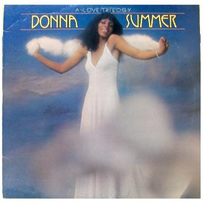 Donna Summer - A Love Trilogy (LP)