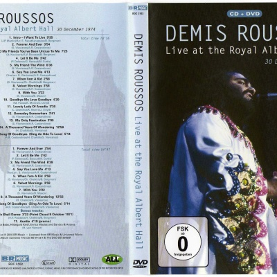 Demis Roussos - Live At The Royal Albert Hall (Album)