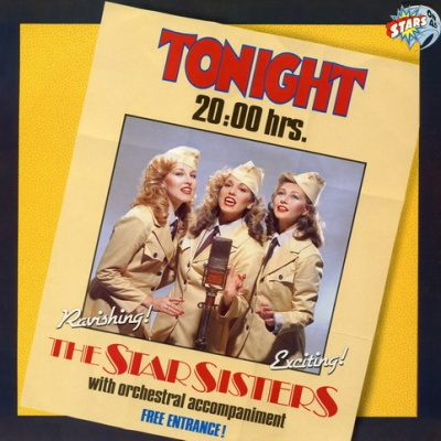 Stars On 45 - Proudly Presents The Star Sisters (LP)