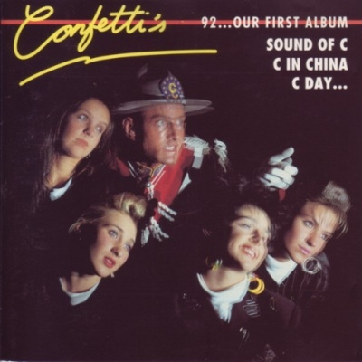 Confetti's - 92 ... Our First Album (Album)