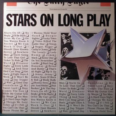 Stars On 45 - Longplay Album Volume II (LP)
