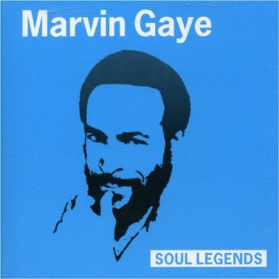 Marvin Gaye - Soul Legends (CD 2) (Album)