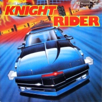 Laser Cowboys - Theme From Knight Rider (Single)