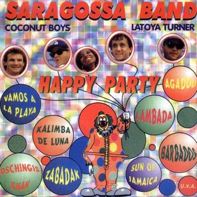 Saragossa Band - Happy Party (Album)