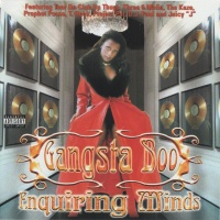 Gangsta Boo - Enquiring Minds (Album)